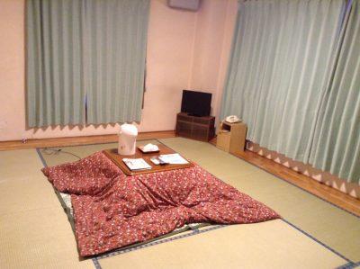 龍気別館客室