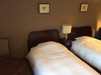 ホテルウェリーズベッド