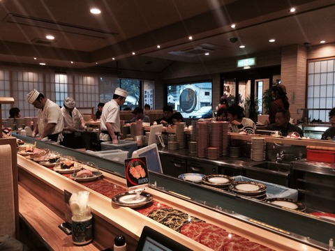 富山きときと寿司