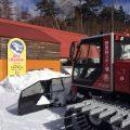 あぁ噂通り。野麦峠スキー場に行ってきました!