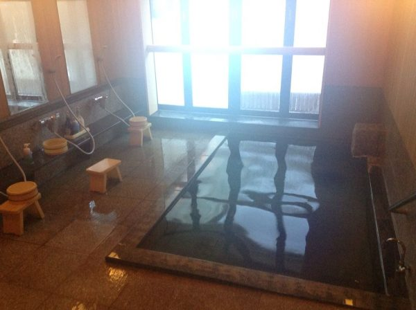 平野屋の風呂