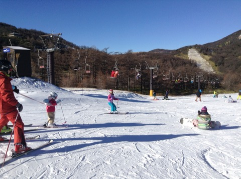 アサマ2000スキー場
