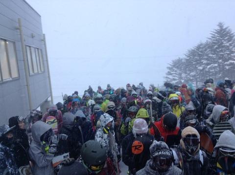 新潟 かぐら スキー 場
