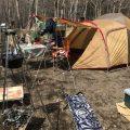 2016-17シーズンの〆もやっぱりスノーボーディング&キャンプ!な旅。