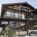 長野県中野市「郷土食堂」でシメジ天ざるを美味しく食べてきました。