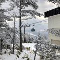 いきなり志賀高原焼額山スキー場に旅立ってみた。もちろん一人で